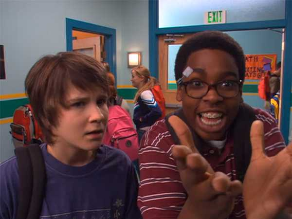 "Ned's Declassified School Survival Guide: ""School Clubs/Video Projects"""