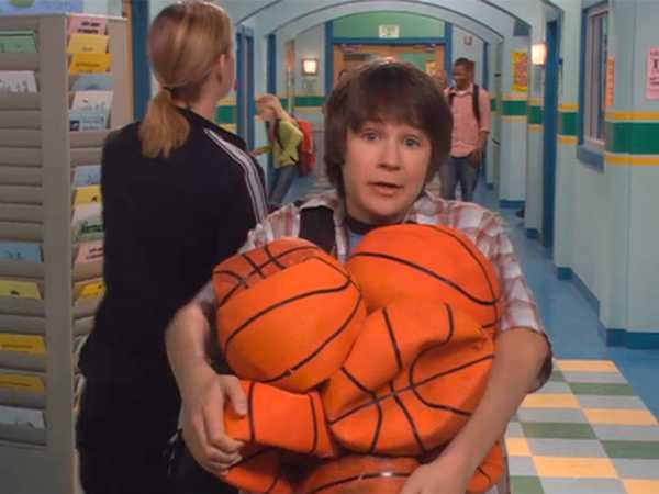 "Ned's Declassified School Survival Guide: ""Dares/Bad Habits"""