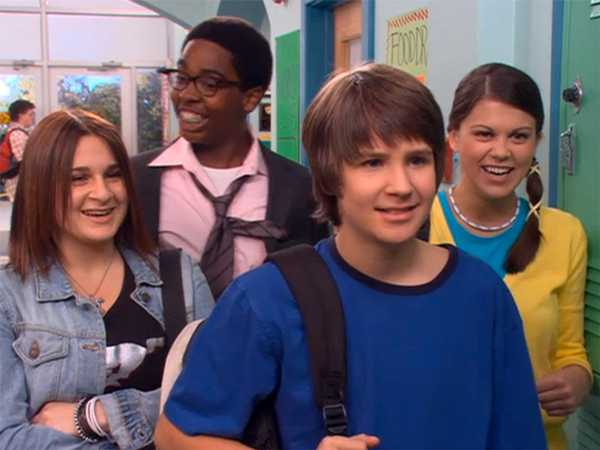 "Ned's Declassified School Survival Guide: ""Substitute Teachers/The New Kid"""