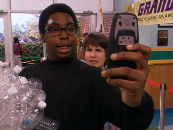 """Ned's Declassified School Survival Guide: """"Asking Someone Out/Recycling"""""""