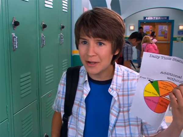 "Ned's Declassified School Survival Guide: ""Music Class/Class Clown"""