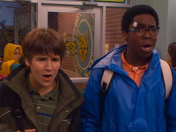 "Ned's Declassified School Survival Guide: ""A New Grade/Dodgeball"""