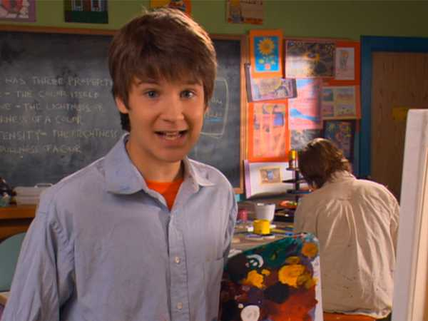 """Ned's Declassified School Survival Guide: """"Art Class/Lost and Found"""""""