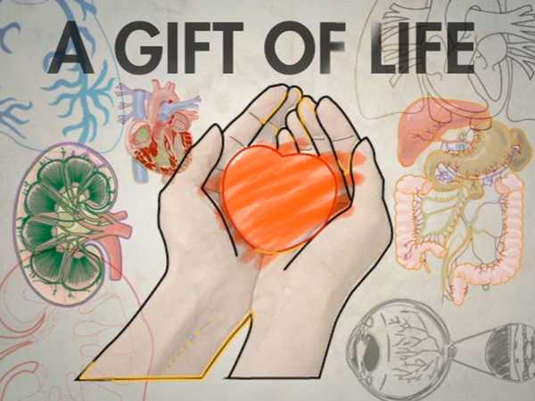 "Nick News Specials: ""The Gift of Life"""