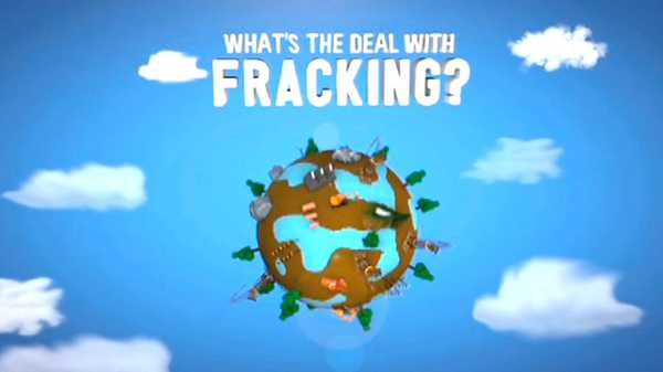 "Nick News Specials: ""What's the Deal with Fracking?"""