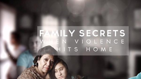 "Nick News ""Family Secrets: When Violence Hits Home"""