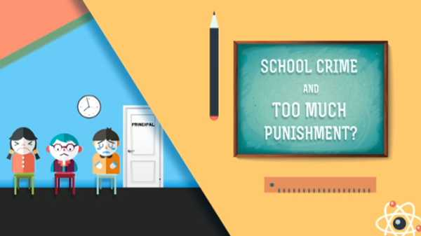 "Nick News Specials: ""School Crime and Too Much Punishment"""