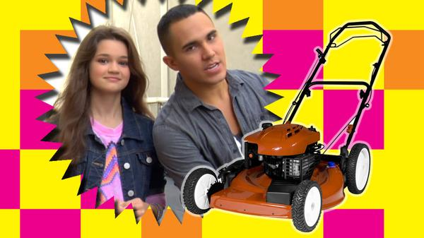 Ciara Bravo and Carlos Pena's Non-Joke!
