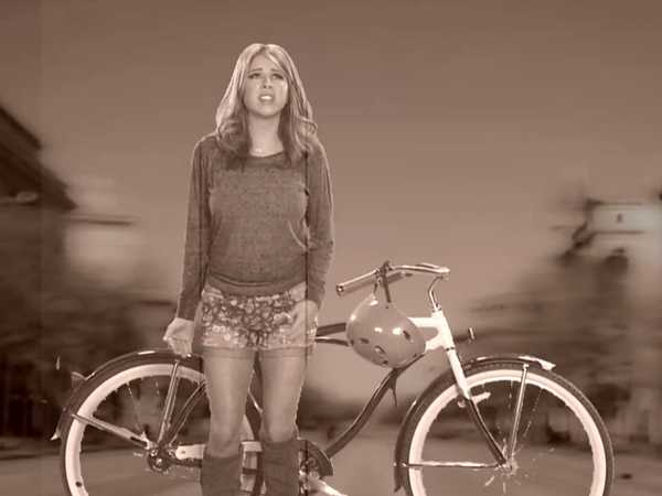 "Daniella's ""Bicycle Hero"""