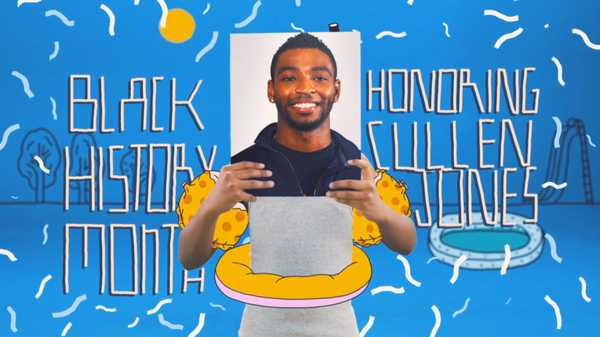"""Black History Month: Cullen Jones"""