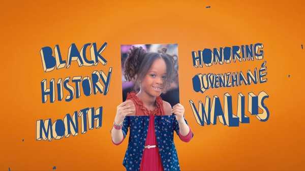 """""""Black History Month: Quvenzhané Wallis"""""""