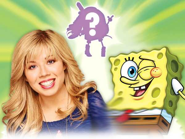 "Spongebob Squarepants: ""Nick Stars Smerge"""