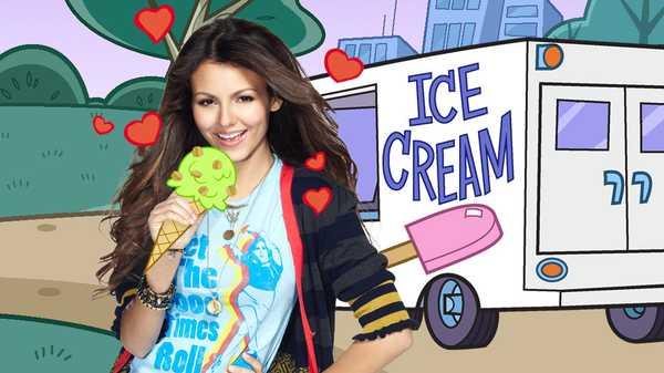 Victoria's Favorite Ice Cream!