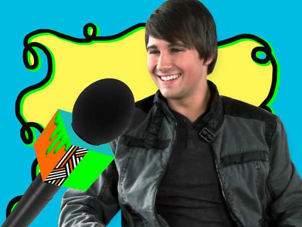 Star Chat: James Maslow