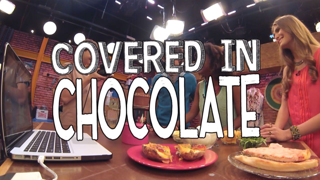 Nick Studio 10: Covered in Chocolate Video Clip | Nick Videos