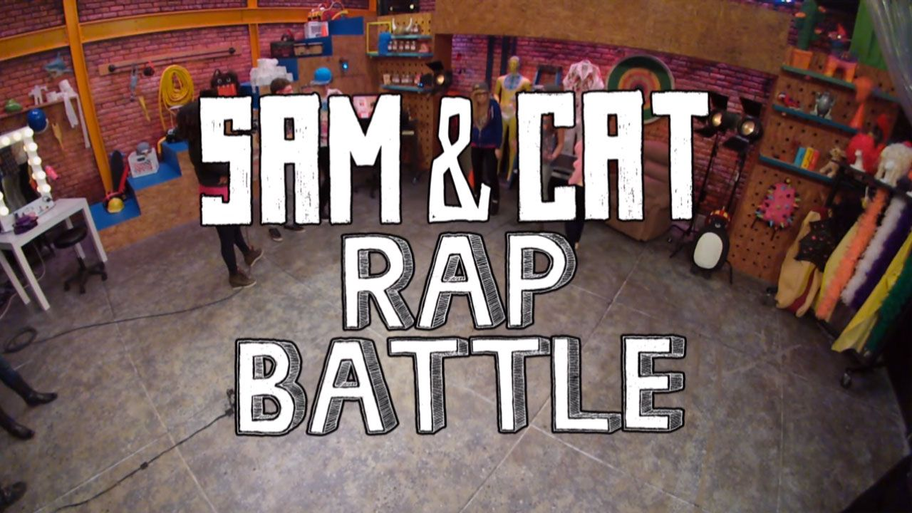 Nick Studio 10: Sam & Cat Rap Battle Video Clip | Nick Videos