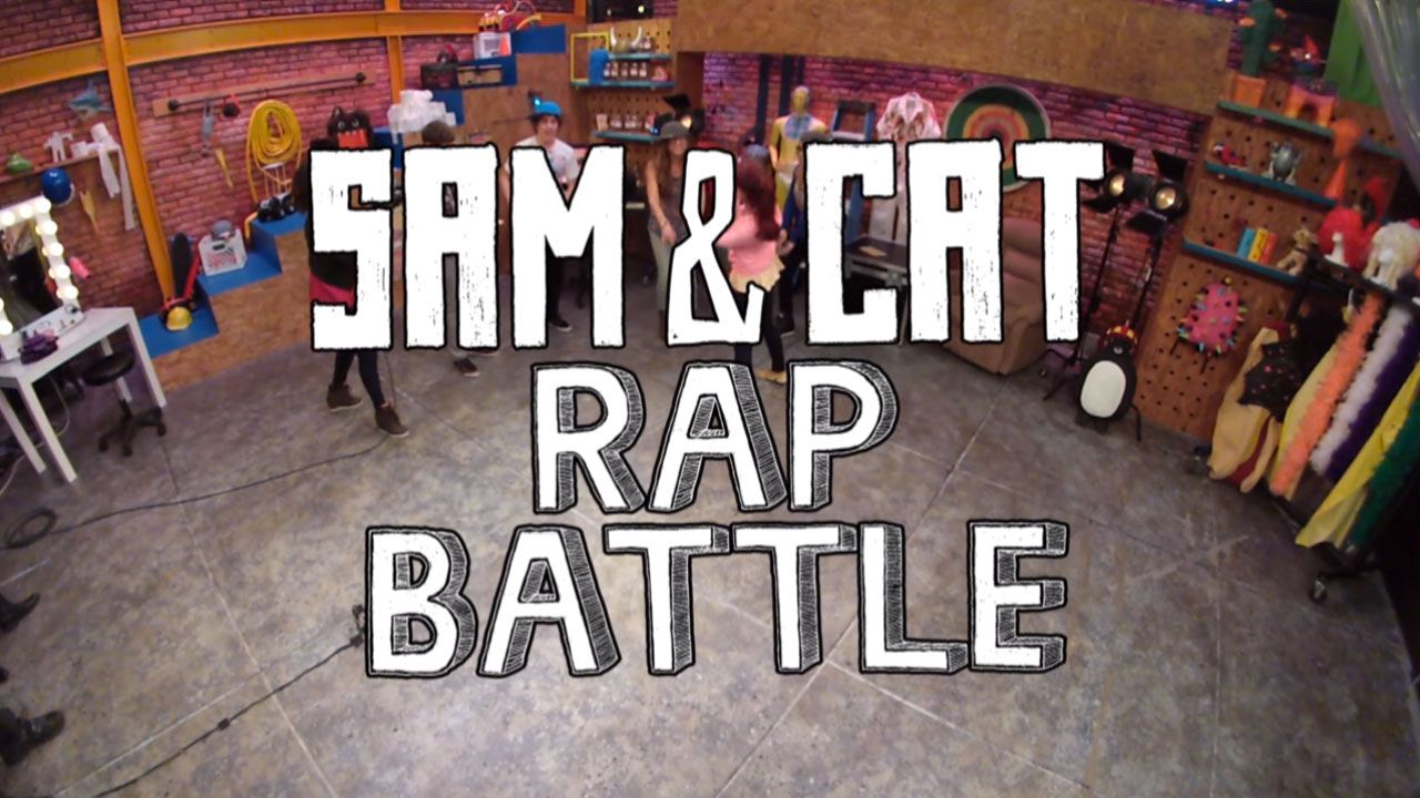 Nick Studio 10: Sam & Cat Rap Battle Pt. 2 Video Clip | Nick Videos