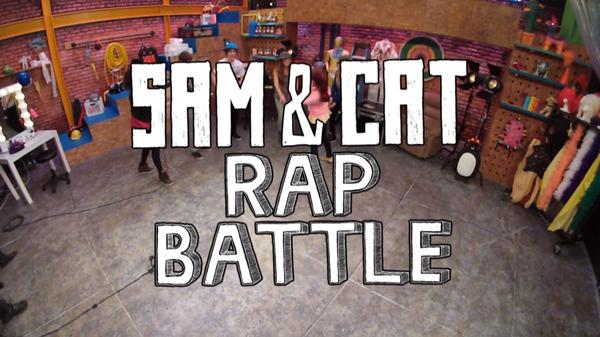 Nick Studio 10: Sam & Cat Rap Battle Pt. 2