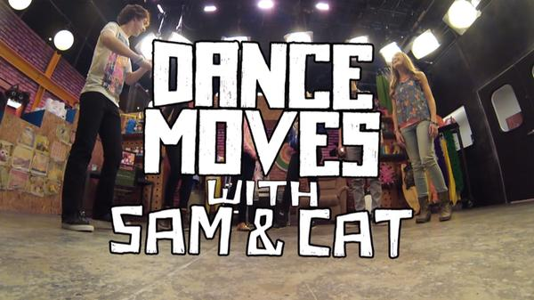Nick Studio 10: Dance Moves with Sam & Cat