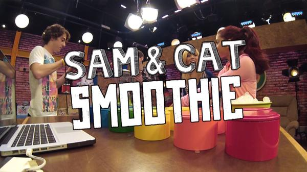 Nick Studio 10: Sam & Cat Smoothies