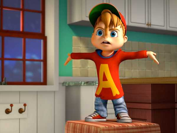 "ALVINNN!!! and The Chipmunks: ""Talking Teddy/Principal Interest"""