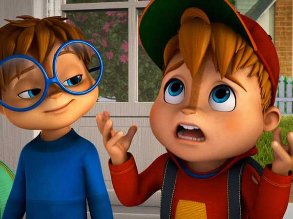 "ALVINNN!!! and The Chipmunks: ""Back to School/Bromance"""