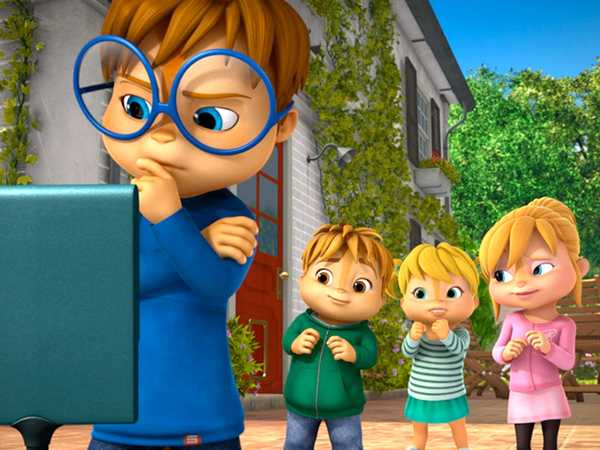 "ALVINNN!!! and The Chipmunks: ""Going Green/Tattle Tail"""