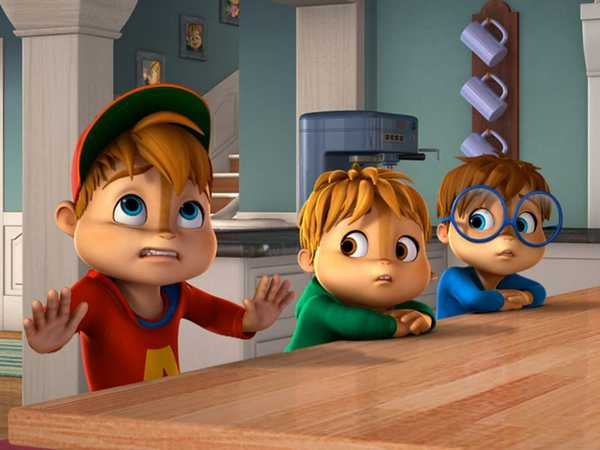 """ALVINNN!!! and The Chipmunks: """"Let Them Eat Crumbs/Who Ghosts There"""""""