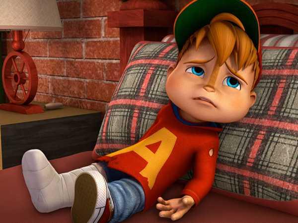 "ALVINNN!!! and The Chipmunks: ""Alvin's Secret Powers/Warbie"""