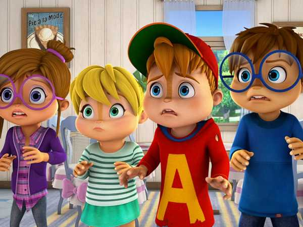 "ALVINNN!!! and The Chipmunks: ""I Will Survive/Alvin's Got A Brand New Bag"""