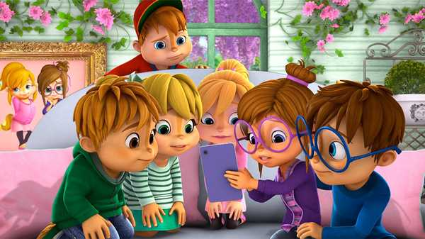 what episode do the chipmunks meet chipettes
