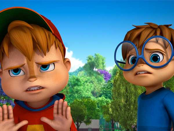 "ALVINNN!!! and The Chipmunks: ""Brittany the Body Snatcher/Agent Smith"""