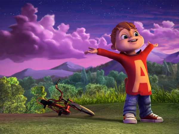 "ALVINNN!!! and The Chipmunks: ""Alvin's Wild Weekend/For Whom the Bell Tolls"""