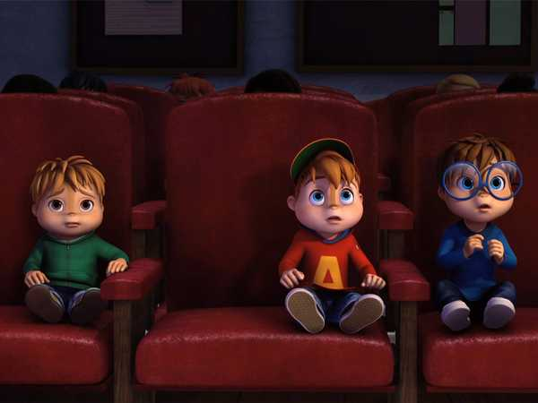 "ALVINNN!!! and The Chipmunks: ""Double Trouble/Liar Liar"""
