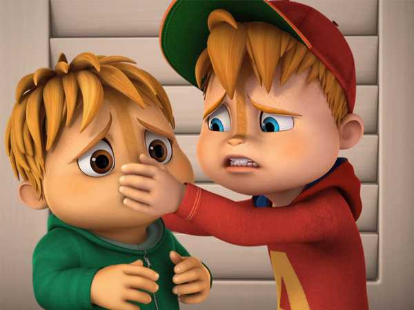 "ALVINNN!!! and The Chipmunks: ""Double Trouble"""