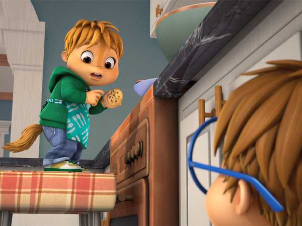 "ALVINNN!!! and The Chipmunks: ""Un-send!/The Orb"""