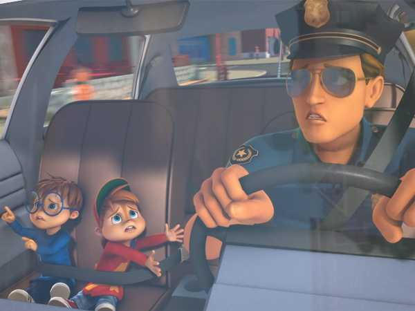 "ALVINNN!!! and The Chipmunks: ""Special Delivery """