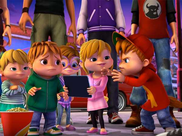 "ALVINNN!!! and The Chipmunks: ""Missing Miss Smith/Monster Madness"""