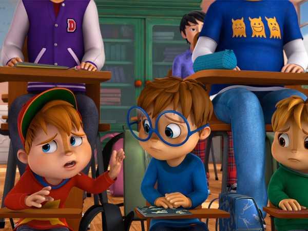 "ALVINNN!!! and The Chipmunks: ""Missing Miss Smith """