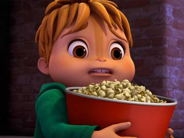 """ALVINNN!!! and The Chipmunks: """"Monster Madness"""""""