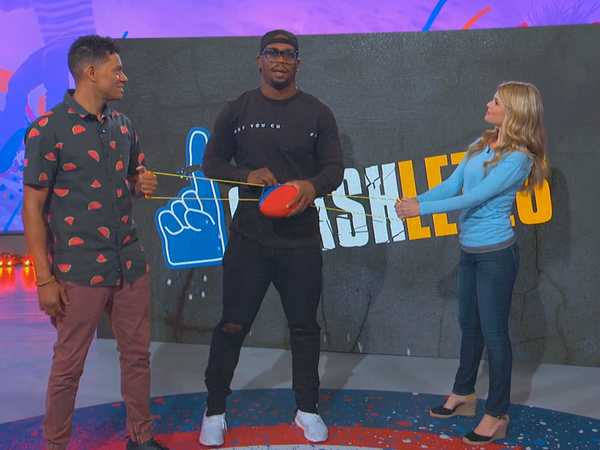 "Crashletes: ""Tackling Dummies with Von Miller"""