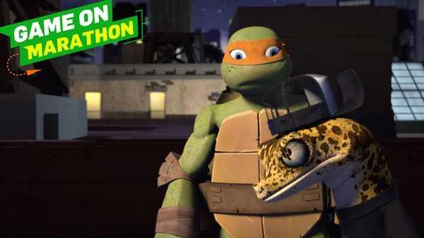 """Teenage Mutant Ninja Turtles: """"Meet Mondo Gecko"""""""