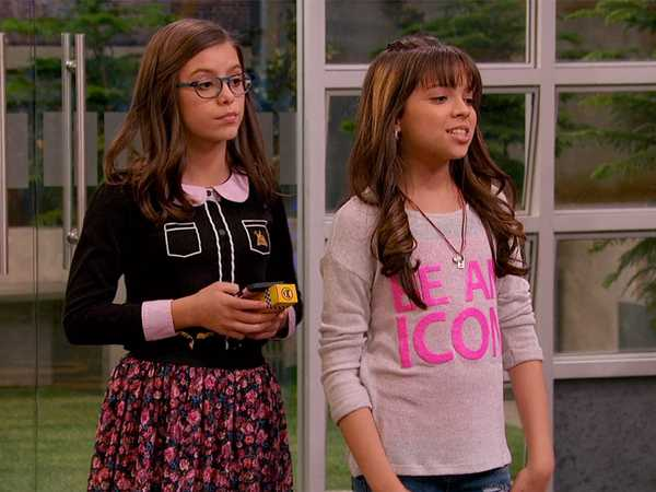 "Game Shakers: ""The Very Old Finger"""