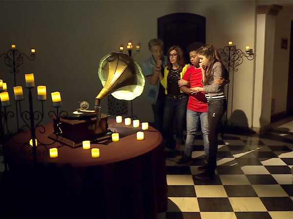 Nickelodeon's Ultimate Halloween Haunted House