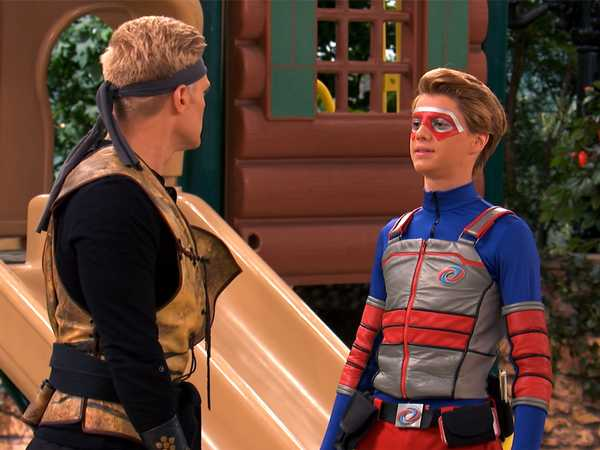 "Henry Danger: ""Hour of Power"""