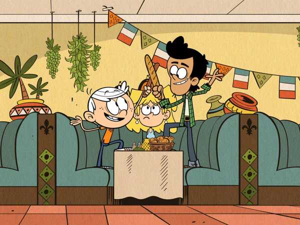"""The Loud House: """"Dance Dance Resolution/A Fair to Remember"""""""