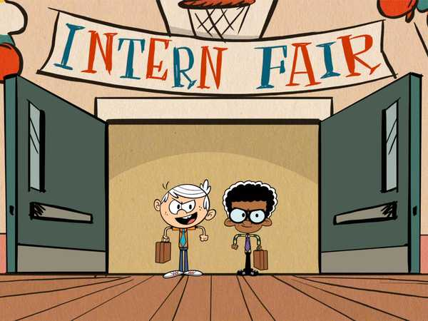 """The Loud House: """"Intern for the Worse/The Old and the Restless"""""""
