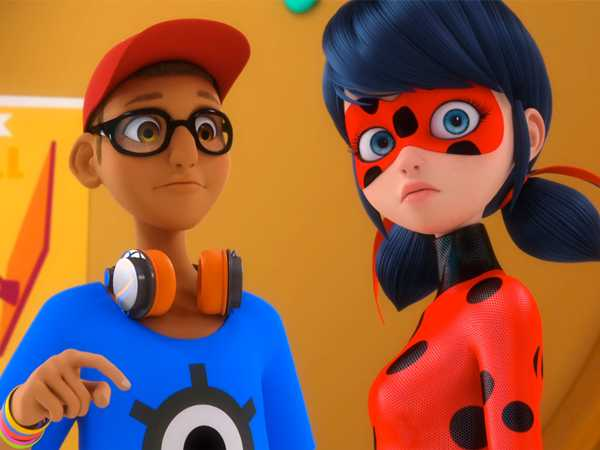 "Miraculous: Tales of Ladybug and Cat Noir: ""Simon Says """