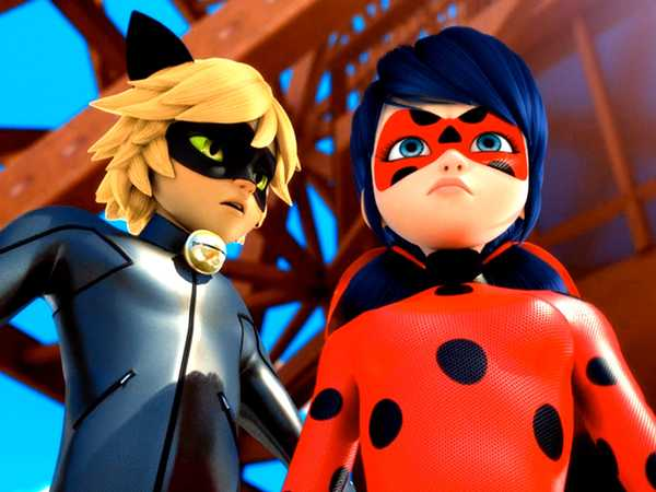 "Miraculous: Tales of Ladybug and Cat Noir: ""Rogercop """