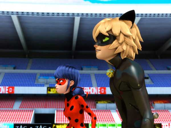"""Miraculous: Tales of Ladybug and Cat Noir: """"Gamer"""""""
